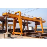 Best MG Double Beam Gantry Crane Heavy Duty With ABB SEW Motor For Lifting Cargo wholesale