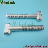 Best Hot forging Alloy steel T  head bolt and nut for Mechanical Joint fitting wholesale