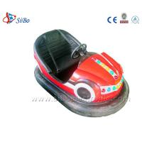 Best Sibo GMBP Red Adult Bumper Cars Drive On The Playground For Sale wholesale