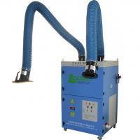 Best Mobile Welding Smoke Extractor with double cartridge filters wholesale