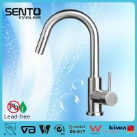 Best Modern home used faucet single handle pull out kitchen mixer wholesale