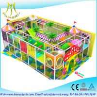 China Hansel hot Guangzhou good indoor playground for kid sale on sale