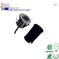 China Mini LED 2W CE RoHS 12V/85-265V/dc24v recessed lighting LED Spot Floor Garden Yard LED Underground light on sale