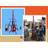 Exported portable drilling rig in Pakistan