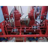 China Professional Centrifugal Oil Purifier , Lubrication Hfo Purifier Separator on sale