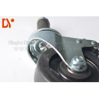 Best Anti Static Industrial Caster Wheels Flat Heavy Duty For Logistic Equipment wholesale
