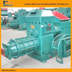 China clay brick machine price on sale