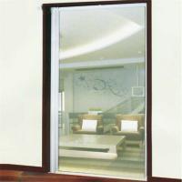 China Environmentally Friendly Roll Up Fly Screen Door With Long Service Life on sale
