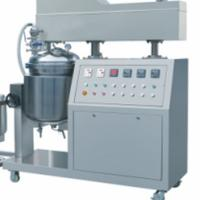 Best Double Layers Emulsion Mixer Machine 330L Emulsification Blender With 15 Kw Motor wholesale