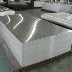 Best H116 / H321 Temper Marine Aluminium Sheet 10mm Thick Max 2280mm Width wholesale