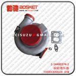 Best ISUZU CYZ51K 6WF1 TURBOCHARGE 1-14400374-2 1144003742 wholesale