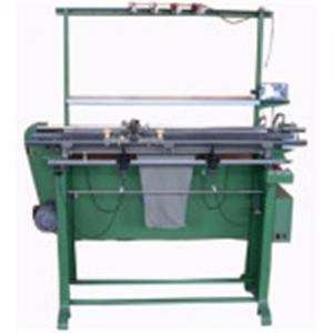 China Semi-automatic Hand Driven Knitting Machine on sale
