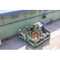 Best Garden House Inflatable Playland Fun City wholesale