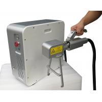 Best 30w Metal Surface Industrial Laser Cleaning Machine 1.3mJ Pulse Energy wholesale