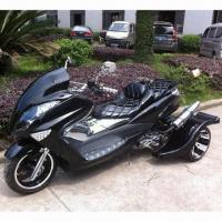200cc Motorcycle Trike with CDI Ignition Type and Automatic Transmission