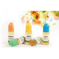 China Electronic Cigarette Juice Liquid With Cap Dropper Bottle on sale