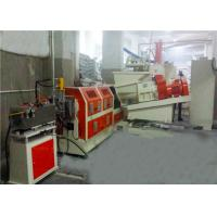 EVA TPE Shoe Sole Material Rubber Kneader Machine With Underwater Cutting System