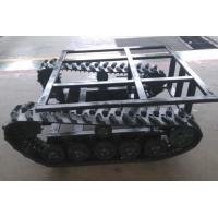 Buy cheap Load Type Miniature Rubber Tracks , All Season Crawler Undercarriage Parts from wholesalers