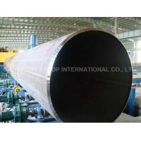 China ASTM A672 B60/B70/C60/C65/C70 LSAW Carbon Steel Pipe on sale