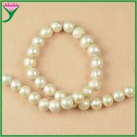 Best cheap price loose large baroque natural freshwater pearl decoration beads strings wholesale