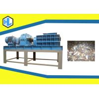 45kw Drive Power Household Garbage Shredder Machine 50 Mm Knife Thickness