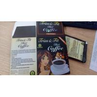 China Trim & Fit Diet Coffee Herbal Slimming Tea Coffee Fast Fat Burning No Side Effect on sale