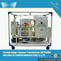 Best Factory Price and Good Performance VFD Transformer Oil Filtering Machine and Remove Water,Gas,Impurities, Improve BDV wholesale