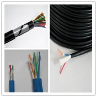 Best Mining Application Multi Conductor Shielded Cable , 18 Awg 6 Conductor Shielded Cable wholesale