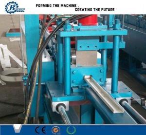Best Efficiency 0.4 - 1.2mm Metal Stud Roll Forming Machine for Light Steel Track wholesale