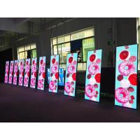 Buy cheap Banner Stand Custom Led Panels Poster Screen , Digital Led Display Board Durable from wholesalers