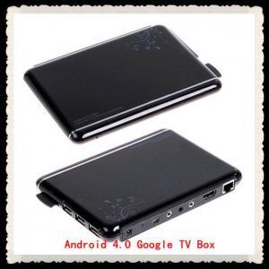 Google TV Box Android 4.0 ARM Cortex A9 WiFi HD TV Box
