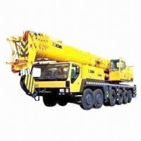 Best Crane Truck with 3m Rated Working Radius, 50 Tons Rated Lifting Load and 16° Approach Angle wholesale