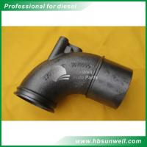 Best Cummins Diesel engine part  6CT 6L DCEC Turbo Exhaust Outlet Pipe 3910994 3906763 3902624 Turbocharger Elbow wholesale