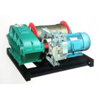 Best YUANTAI JM Model Slow Speed Electric Winch 10 Ton With Wireless Remote Control wholesale