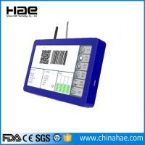 China SMARTJET HP Ink Jet Barcode Printer / Thermal Inkjet Coder 600 DPI Printing Resolution on sale