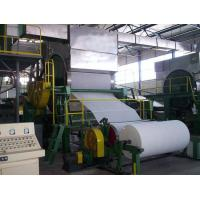 China Tissue paper machine, type 787 /1092 /1575 toilet paper machine on sale