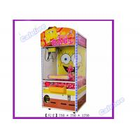 Claw Machine Plush Toys : Details of plush toys mini claw crane machine with
