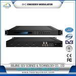 Best HEM-2128H 8HD input Encoder Modulator for DVB-T system or Cable TV system wholesale