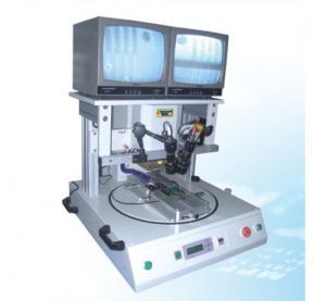 Best Pneumatic Pulse Heat Bonding Machine , Hot Bar Fpc / Pcb Soldering Machine wholesale