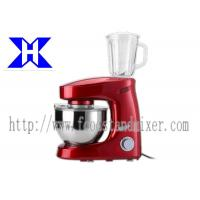 Best Easy Disassembling Bowl Professional Kitchen Mixer Red Powerful Food Stand Mixer wholesale