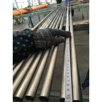 Best Condensers / Heat Exchangers Titanium Alloy Tubes ASME SB338 High Strength wholesale