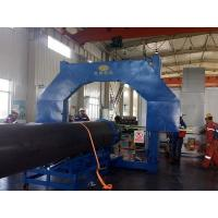Best 1000mm Dia Plastic Pipe Welding Machine PE PVC PP HDPE PIPE Pipe Cutting wholesale