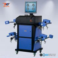 Mobile Automotive Wheel Alignment Equipment For Trucks High Precision Easy To Operate