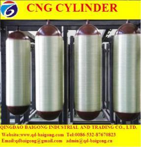 China Natural Gas Cylinder fiberglass cng cylinder on sale
