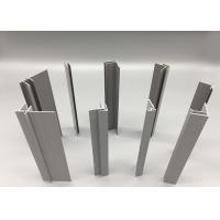China Shinning Painted Powder Coated Aluminum Extrusions Oxidation Resistance on sale
