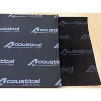 Best Multi Layer Car Sound Insulation Material Sound Damping Mat 4.5mm Thickness wholesale