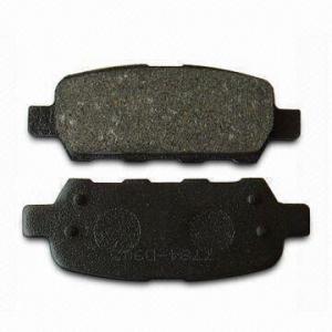 Brake Pad for Nissan Renault, with Semi-metallic Material
