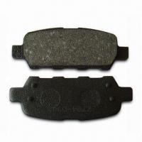 Cheap Brake Pad for Nissan Renault, with Semi-metallic Material for sale