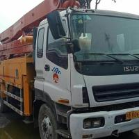 Best 6*4 LHD Drive Mode Used Concrete Pump Truck Isuzu-Putzmeister Brand wholesale