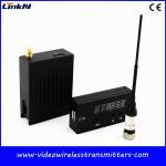 NLOS COFDM Wireless HDMI Transmitter H.264 Adjustable digital